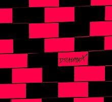 DramatiX Pink & Black Checkerboard by DramatiX