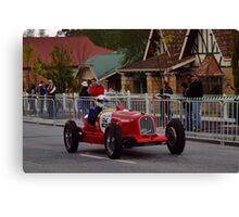 Alfa Romeo 6c 1928 Canvas Print