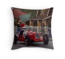 Alfa Romeo 6c 1928 Throw Pillow