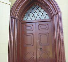 Tassie Door 3 by Michael Lean
