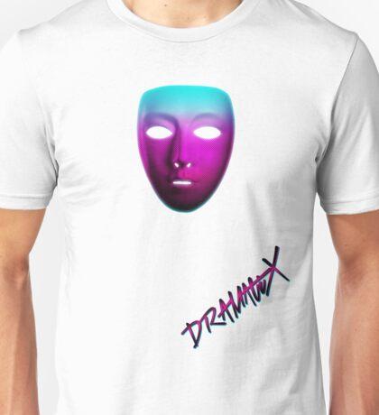 DramatiX Drama Mask Unisex T-Shirt