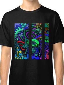 CRUX alternate colour - psychedelic artwork Classic T-Shirt