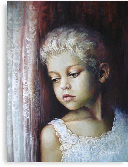 Waiting by Elena Oleniuc