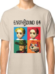 MOTHER 3 / EarthBound 64 Tiles (EarthBound 64 Logo) Classic T-Shirt