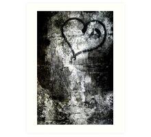The Dark's Seduction Of Cupid Art Print
