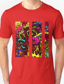 CRUX - Psychedelic artwork Unisex T-Shirt
