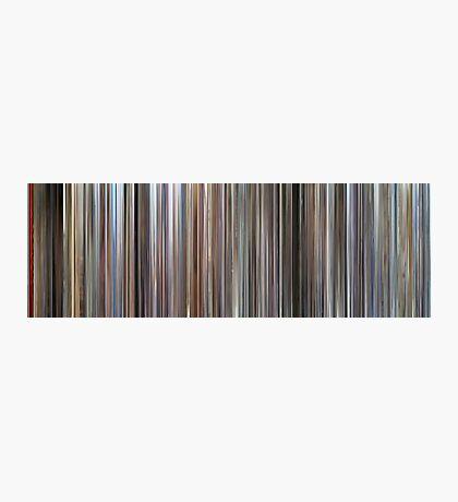 Moviebarcode: Plein soleil (1960) Photographic Print
