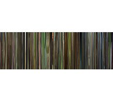 Moviebarcode: Son of Rambow (2007) Photographic Print