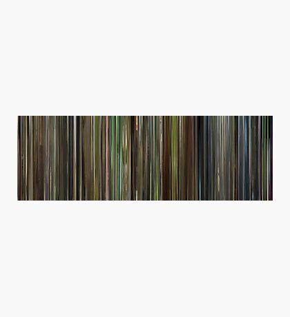 Moviebarcode: Son of Rambow (2007) Photographic Print