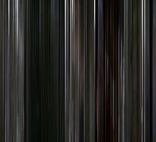 Moviebarcode: Rambo / First Blood (1982) by moviebarcode