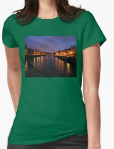 Dublin Nights Womens Fitted T-Shirt