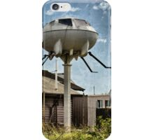 Coming in to land iPhone Case/Skin