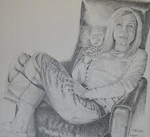 """Trish"" by Margie Middleton"