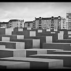 Holocaust Memorial by Tim Topping