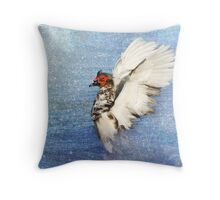 the other side of me Throw Pillow