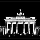 The Brandenburg Gate by Tim Topping