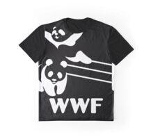 Funny Panda Graphic T-Shirt