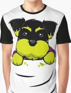 Pocket Hulk Pup Graphic T-Shirt