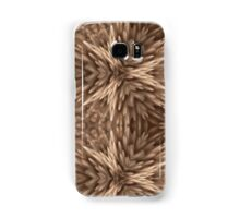Kaleidoscope Psychadelics #1 Feather  Samsung Galaxy Case/Skin