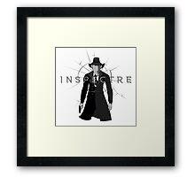 Inspectre Gadget Framed Print
