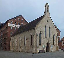 Gloucester Mariners' Chapel, UK by Yampimon