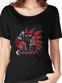 Monster Hunter Rathalos  Women's Relaxed Fit T-Shirt