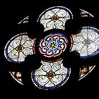 Stained Glass Notre Dame by tunna