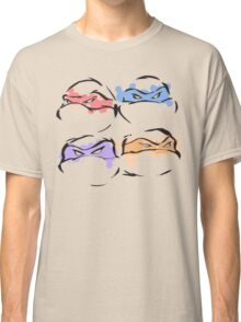 Colors of a Ninja Classic T-Shirt