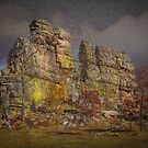 Ship Rock 2015-2A by Thomas Young