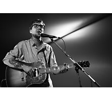 Justin Townes Earle Photographic Print