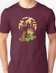 Calvin and Hobbes Scooby T-Shirt