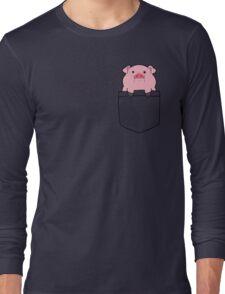 Pocket Waddles Long Sleeve T-Shirt