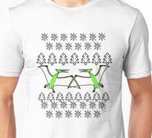 Pterodactyl Ugly Christmas Sweater Unisex T-Shirt