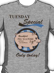 Supernatural - Pig 'n a poke T-Shirt