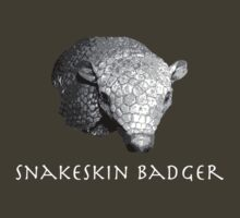 Snakeskin Badger by Tim Topping
