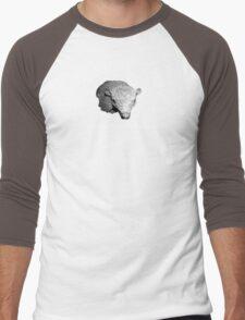 Snakeskin Badger Men's Baseball ¾ T-Shirt
