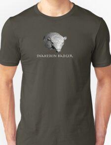 Snakeskin Badger Unisex T-Shirt