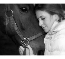 Bonding~ Photographic Print