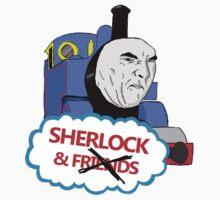 Sherlock the Tank Engine