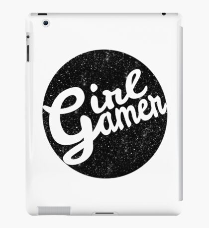 Girl Gamer iPad Case/Skin