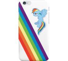 Rainbow Dash iPhone Case iPhone Case/Skin