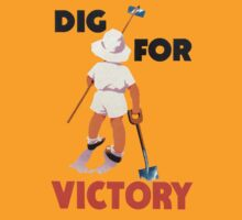 Dig for Victory by missbrodrick