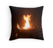 The Galley a Light Throw Pillow
