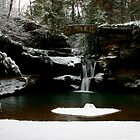 Upper Falls, Old Man's Cave by hubcap