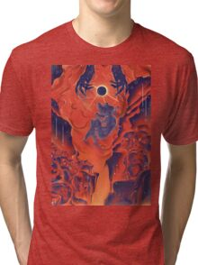 The Prey. Berserk anime/manga fanart.  Tri-blend T-Shirt