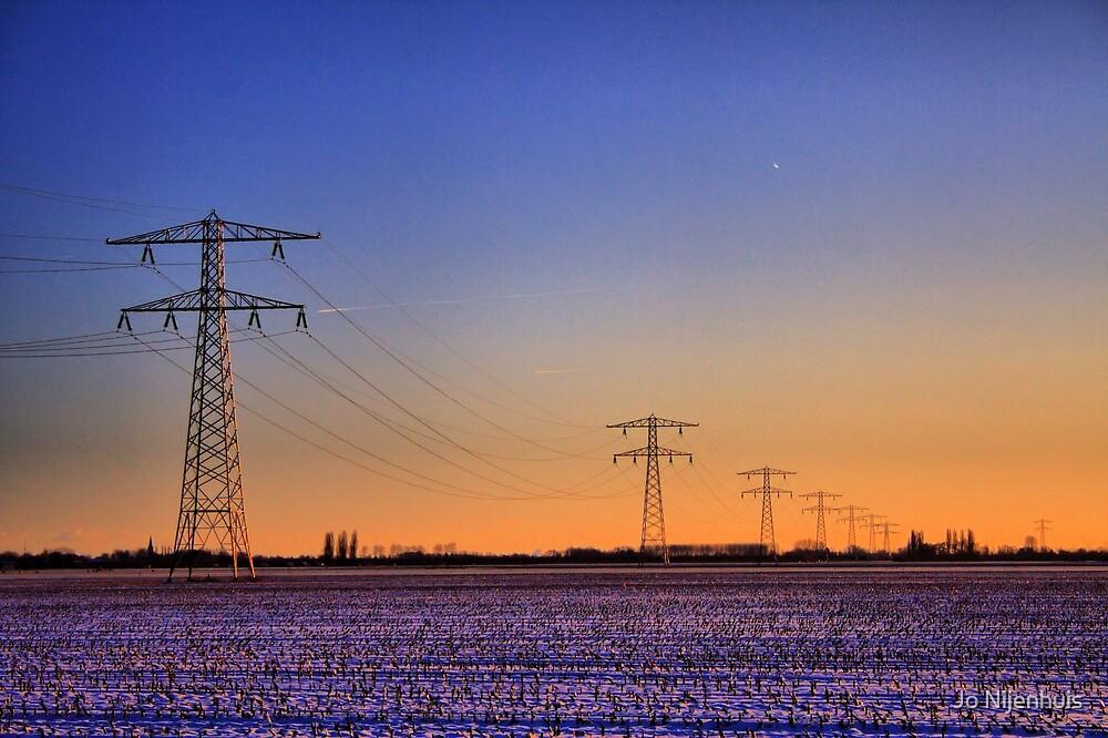 Winter Power by Jo Nijenhuis
