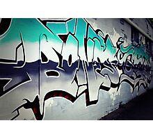 Graffiti 17 Photographic Print