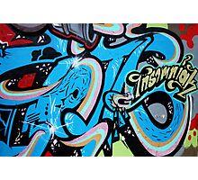 Graffiti 19 Photographic Print