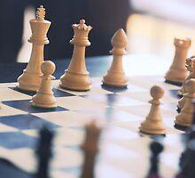 Chess Board by edwardskids
