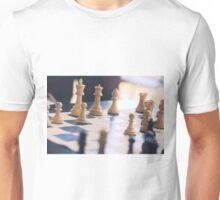 Chess Board Unisex T-Shirt